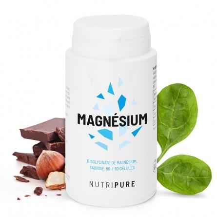 avis magnésium nutripure musculation