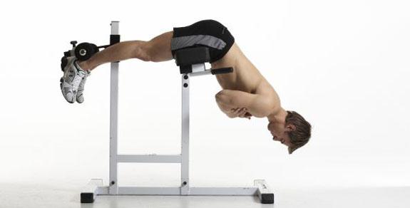 extension lombaire musculation maison