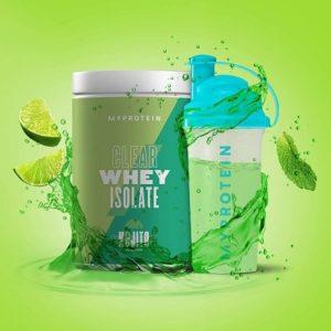 avis clear whey isolate my protein